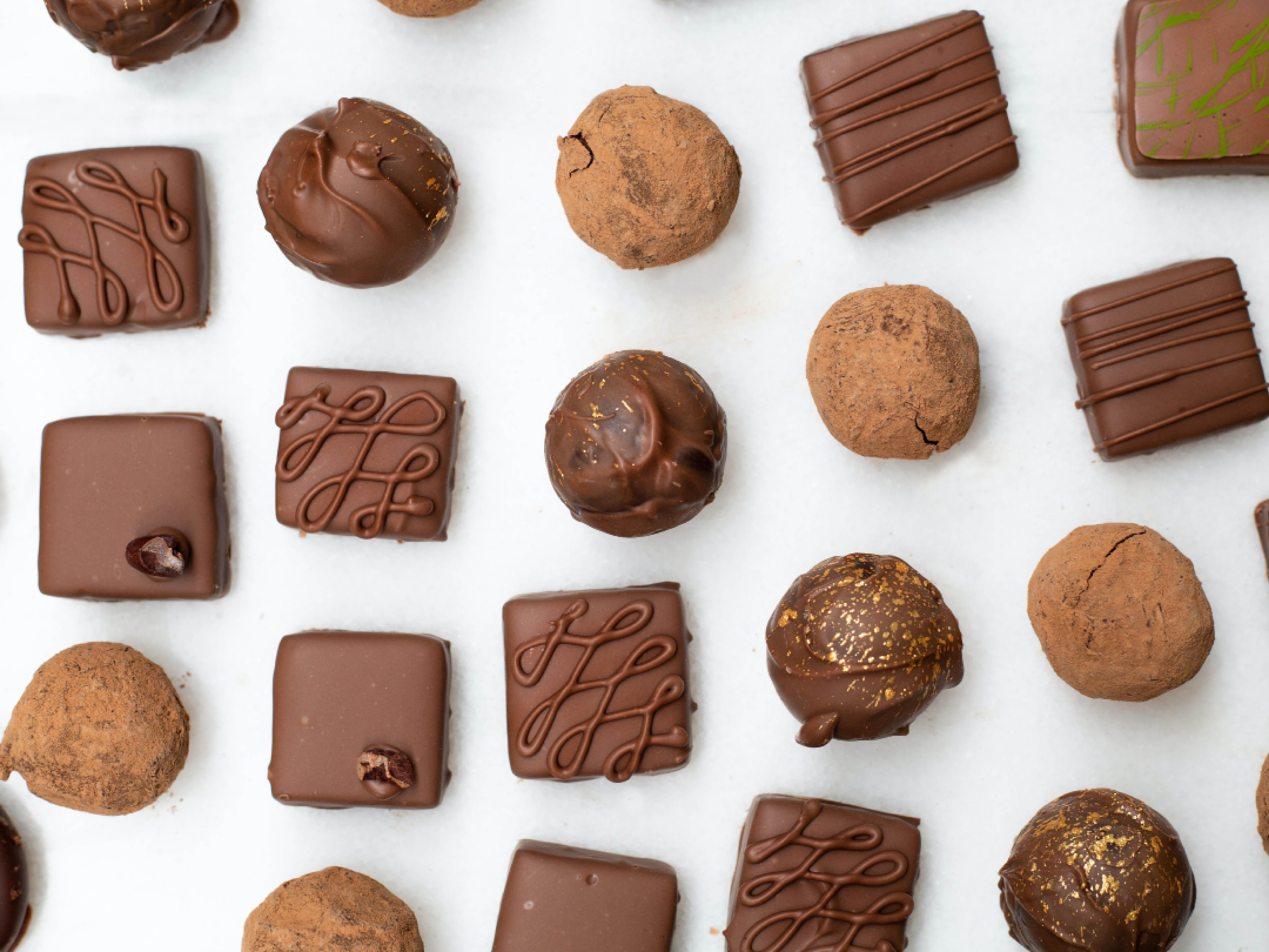 Chocolaterie weer open!